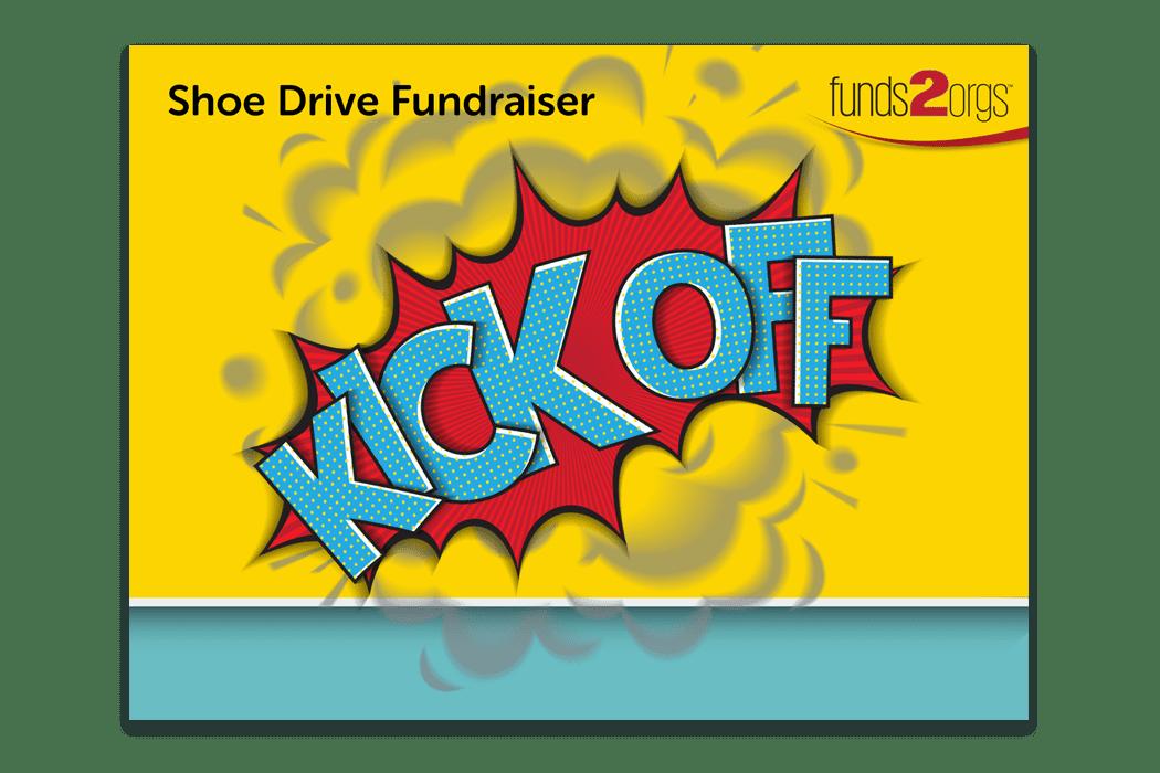 Funds2Orgs Shoe Drive Kick Off Presentation