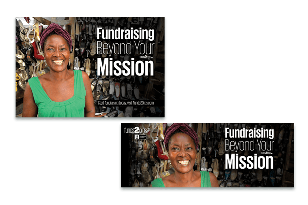 Funds2Orgs Mission Campaign