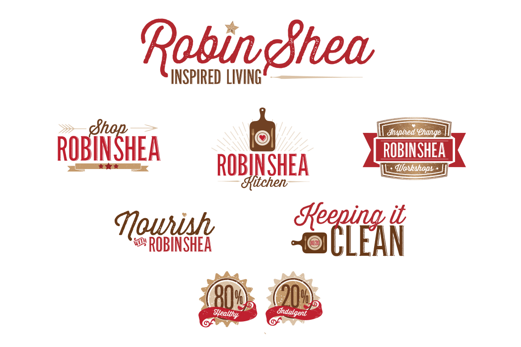 Robin Shea Branding