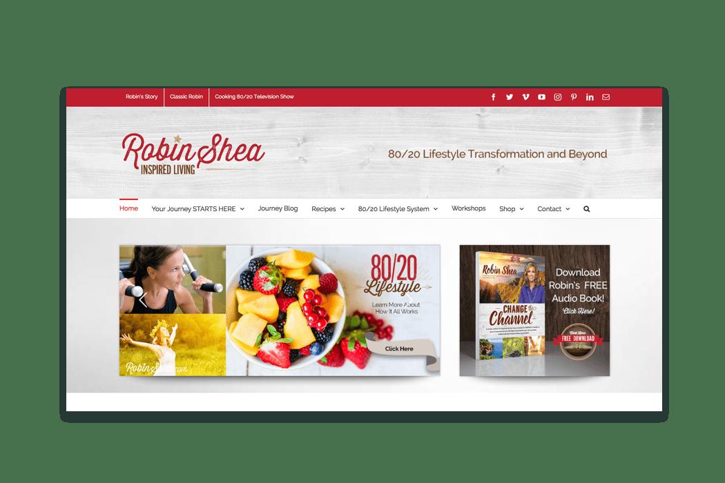Robin Shea Website