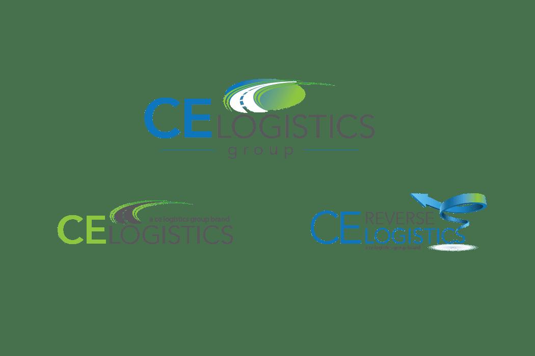 CE Logistics Group Branding